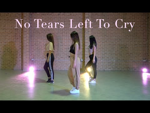 Ariana Grande - No Tears Left To Cry   LUCY CHOREOGRAPHY