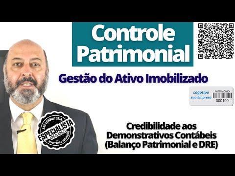 Controle Patrimonial e a credibilidade dos Demonstrativos Contábeis! Consultoria Empresarial Passivo Bancário Ativo Imobilizado Ativo Fixo