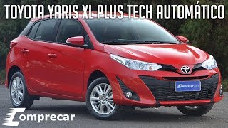 Avaliação: Toyota Yaris XL Plus Tech Automático