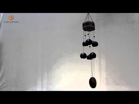 Klangspiel / Windspiel für Ihren Garten