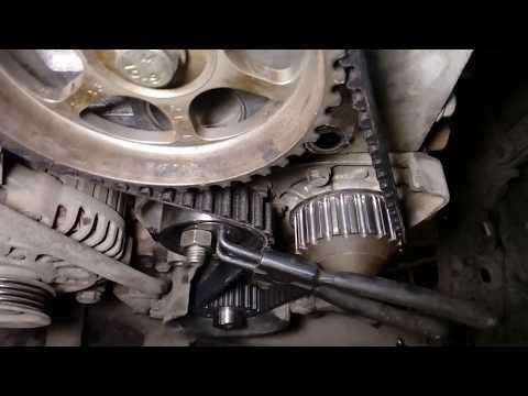 Der Ersatz kpp das Benzin auf den Dieselmotor