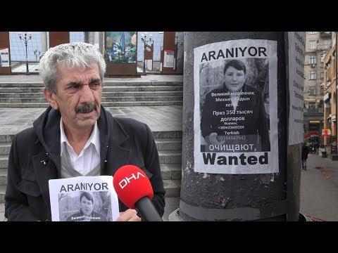 Tosuncuk lakaplı Mehmet Aydın'ı Ukrayna'da arıyor