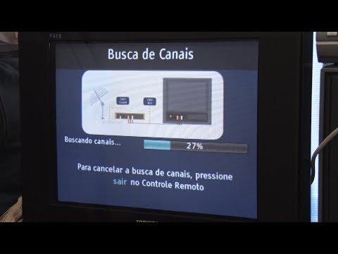 Falta pouco mais de um mês para o desligamento do sinal analógico na Região Serrana