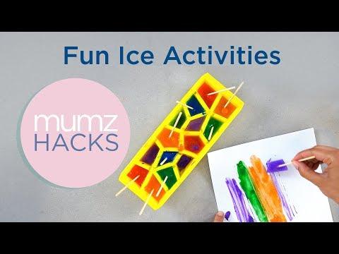Fun Ice Activities for Kids