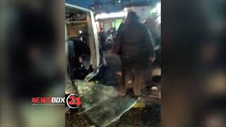 В массовой аварии во Владивостоке одному из пострадавших оторвало кисть