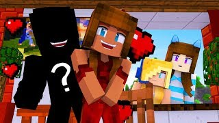 Minecraft Roleplay  /Psycho Girl Show #2 ★ Ruby's Crazy Love Triangle!  *Minecraft Roleplay*