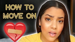 HOW TO GET OVER SOMEONE YOU NEVER DATED | Cat Ndivisi