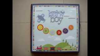 baby boy s first year scrapbook album most popular videos