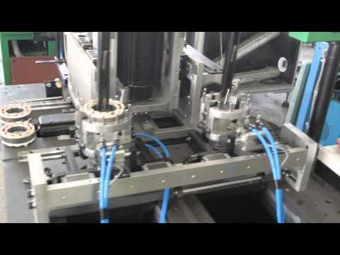 Automatic BLDC Motor Stator Winding Machine