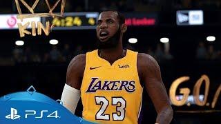 NBA 2K19   Gameplay Trailer   PS4