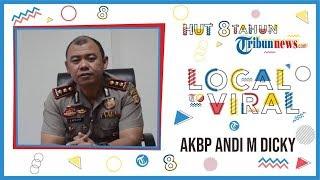 Kapolres Bogor AKBP Andi M Dicky: Semakin Jaya, Jangan Sampai Kalah dengan Media-media Hoax
