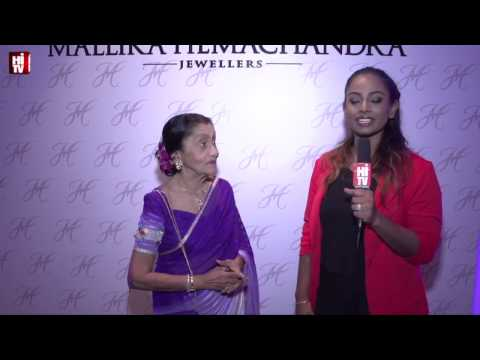 Book launch of Mrs. Mallika Hemachandra