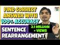 Para Jumbled Sentences Tricks   Sentence rearrangement Tricks for Bank Exams   Bank PO, Railway, SSC