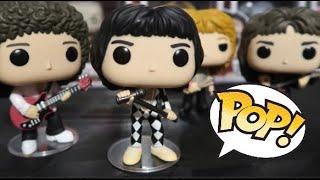 QUEEN FREDDIE MERCURY FUNKO POP COLLECTION UNBOXING #BohemianRhapsody #Queen