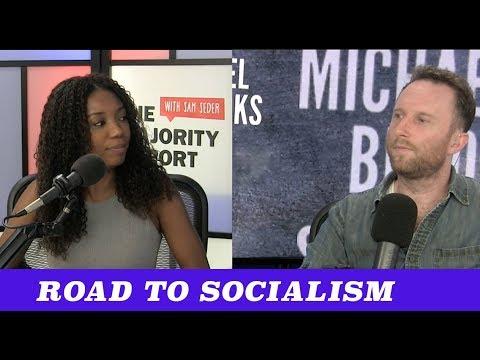 Malaika Jabali Talks About Her Road To Socialism ft. Malaika Jabali (TMBS 96)