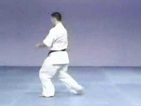 Pinan sono Ni Kyokushinkai kata