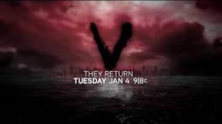 Сериал Визитёры, V - Season 2 - New Promo