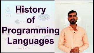 History of Programming Languages by Deepak (Hindi)