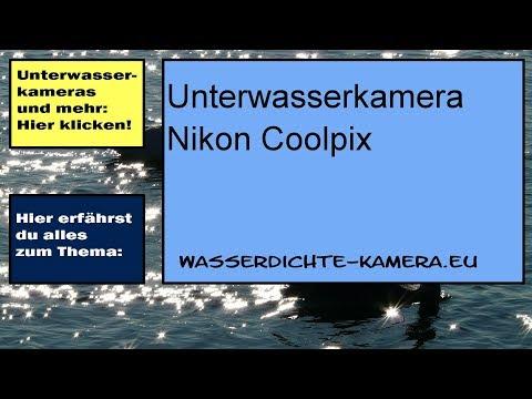 Unterwasserkamera Nikon Coolpix