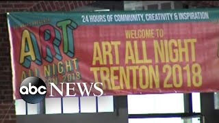 Deadly shooting at an arts festival in New Jersey