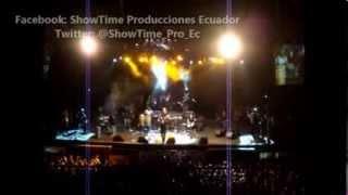 preview picture of video 'JERRY RIVERA - ME ESTOY ENAMORANDO / QUE HAY DE MALO (FERIA DE DURAN 2010)'