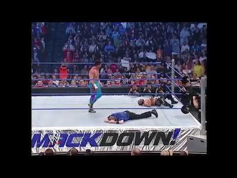WWE Eddie Guerrero vs Rey Mysterio Funny Moment Lie Cheat Steal