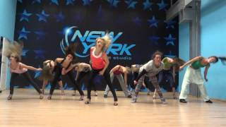 Christina Aguilera - Primadonna choreography Maria Ivanova