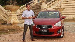 Mitsubishi Attrage GS review - AutoBuzz.my