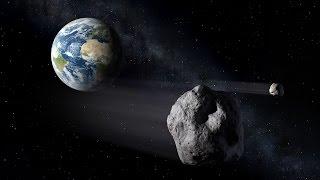 Астероид пролетел мимо земли в новый год!!!
