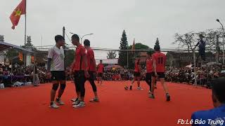 CSCĐ K20 vs HVCSND | Bán kết 2 hội làng Tiên Hội năm 2019