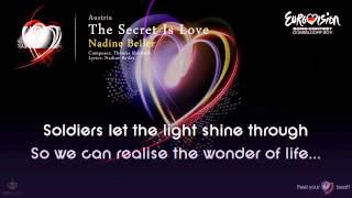 "Nadine Beiler - ""The Secret Is Love"" (Austria)"
