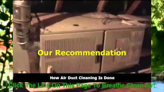 preview picture of video 'Raleigh Air Duct Cleaning Reviews - Learn Why Homeowners Get Air Duct Cleaning'