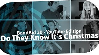 Do They Know It´s Christmas   Band Aid 30 (Youtube Edition)