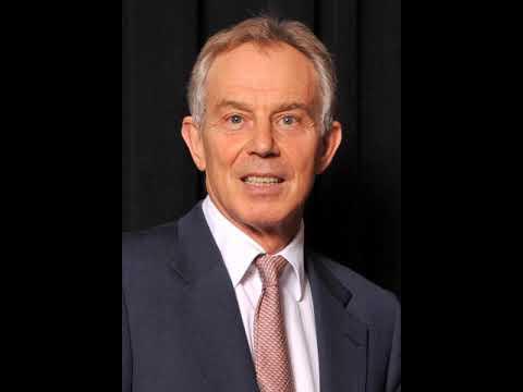 Tony Blair | Wikipedia audio article