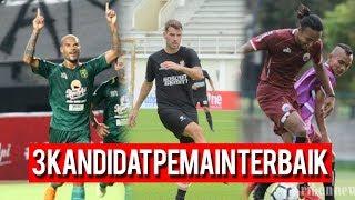 3 Kandidat Pemain Terbaik Liga Indonesia, Wiljan Pluim Termasuk di Dalamnya