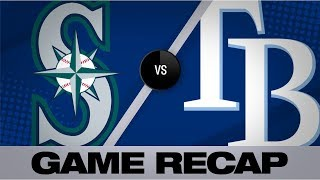 Murphy slugs 2 HRs in Mariners' 9-3 win | Mariners-Rays Game Highlights 8/19/19