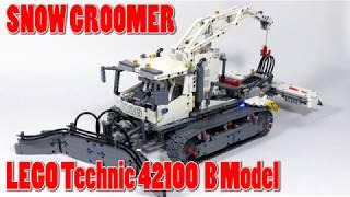 RC Snow Groomer - LEGO Technic 42100 B Model