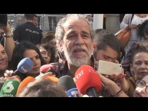 """Willy Toledo niega haber cometido delito y apela a la """"desobediencia civil"""""""