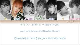 BTS (Bangtan Boys (방탄소년단) - Fun Boys (Color Coded Han|Rom|Eng Lyrics)