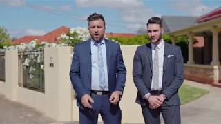 17 Glen Eira Street, Woodville South with Laurie Berlingeri & Antonio - Adelaide Real Estate SA -