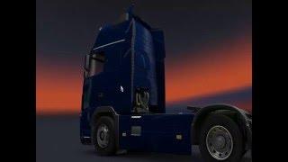 Prevrtanje kamiona ( Euro Truck Simulator 2 )