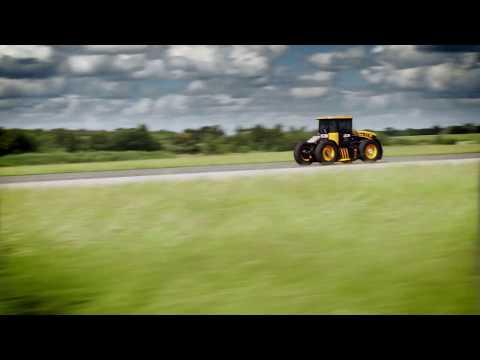 Britain's fastest tractor