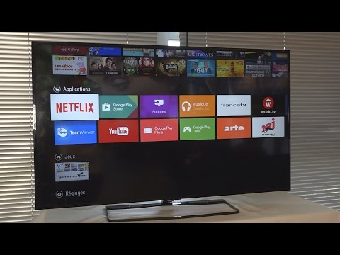 Test : Philips 50PUH6400, une TV 4K à 800 €