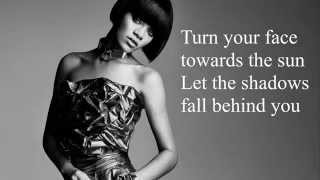 "Rihanna - ""Towards the Sun"" (Lyrics)"