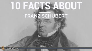 10 Facts About Franz Schubert | Classical Music History