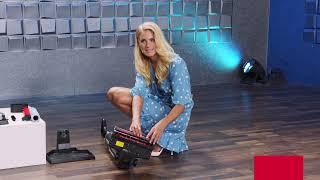 Anne-Kathrin Kosch zeigt die neuesten Boden-Waschsauger im Mai 2021 bei PEARL TV