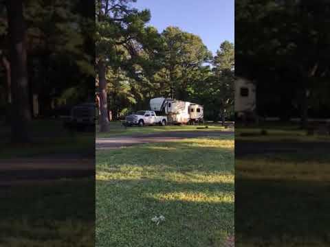 Video Of Deep Ford - Lake Eufaula State Park, OK
