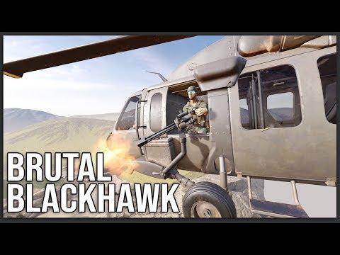 This guy got SHREDDED by the Blackhawk... - Insurgency: Sandstorm