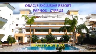 preview picture of video 'ORACLE EXCLUSIVE RESORT - PAPHOS - CYPRUS 2015'