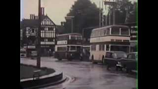 preview picture of video 'Coventry City Centre - Waaaaay Back When!'